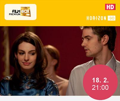 FILMBOX PREMIUM HD - JEDEN DEŇ (18. 2. 21:00)