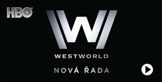 HBO – WESTWORLD – nová řada – trailer