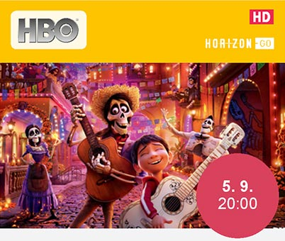 HBO - 5. 9. 20:00