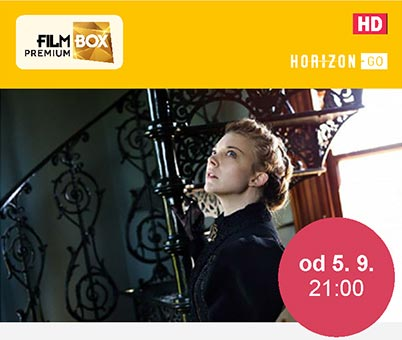 FILMBOX PREMIUM - od 5. 9. 21:00