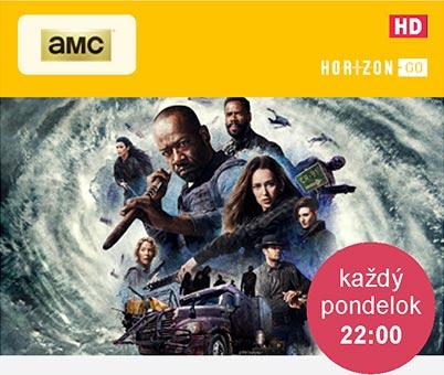 AMC – každý pondelok 22:00