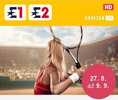 EUROSPORT 1 A 2 – 27. 8. až 9. 9.