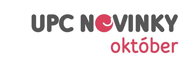UPC NOVINKY október