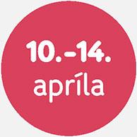 10.-14. apríla